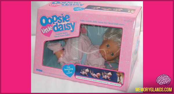 funny toy Oopsie Daisy doll photo