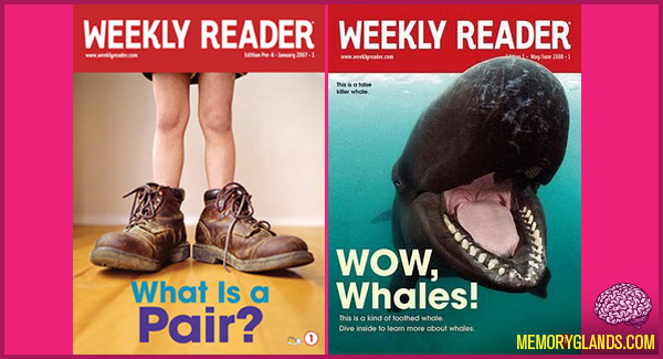 funny weekly reader magazine photo