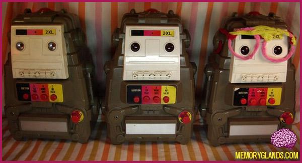 funny 2xl robot photo