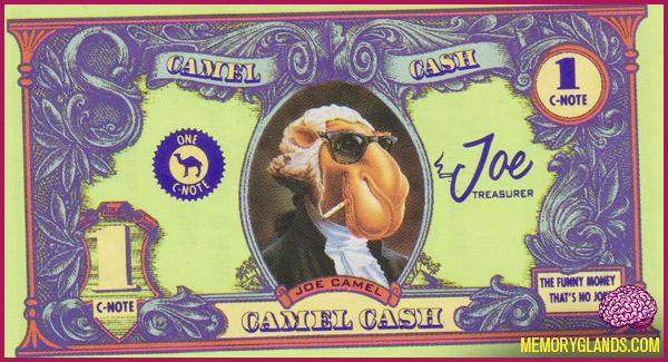 funny camel cash cigarettes photo