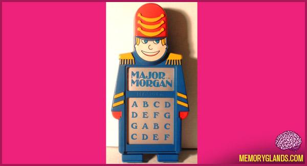 Major Morgan Memory Glands Funny Nostalgic Photos