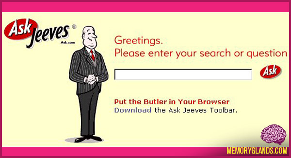 Jeeves Retires - Search Engine Watch