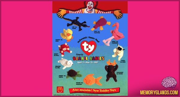 TeenieBeanieBabies