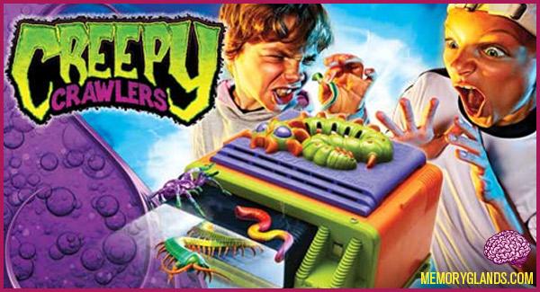 funny creepy crawlers toy photo
