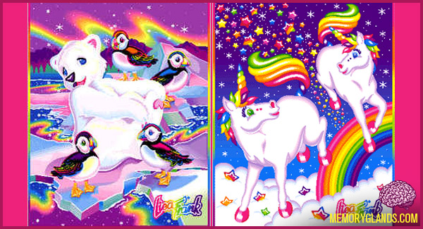 funny lisa frank collection photo