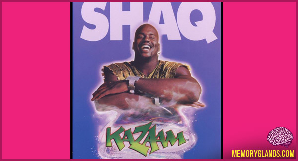 funny movie shaq kazaam photo