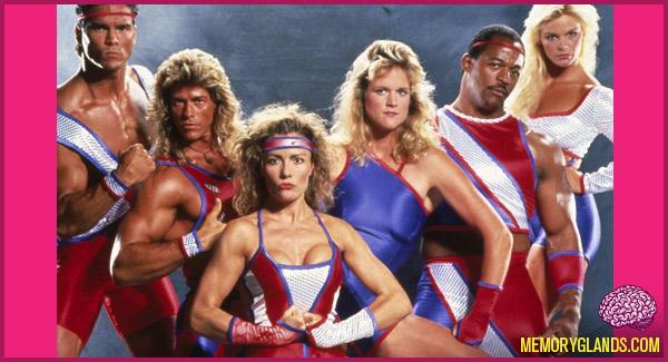 funny american gladiators tv show photo