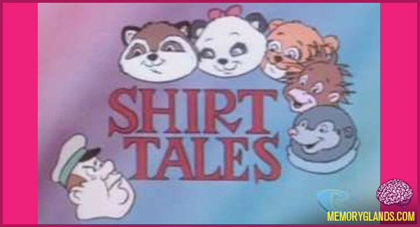 funny cartoon shirt tales tv show photo