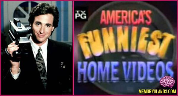 funny americas funniest home videos bob saget photo