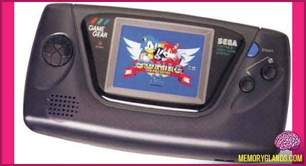 funny game gear video game system photo