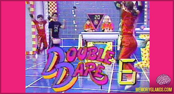 funny double dar nickelodeon tv show photo