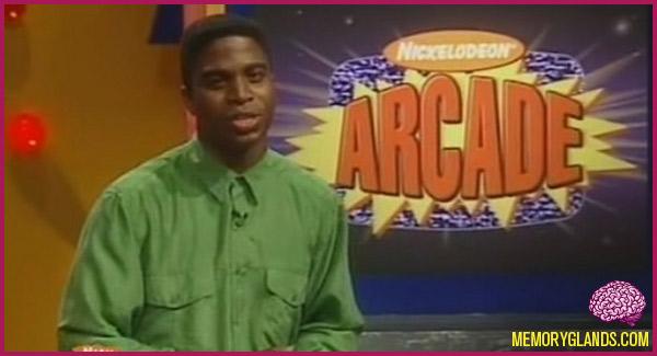 funny nick arcade nickelodeon tv show photo
