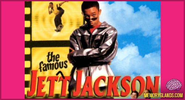 funny disney show the famous jett jackson photo