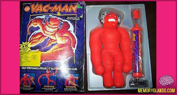 funny vac-man toy photo