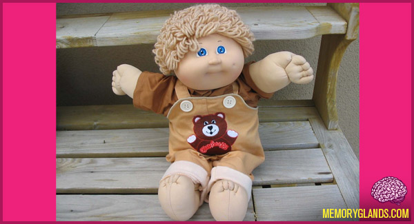 funny cabbage patch kids dolls toys photo