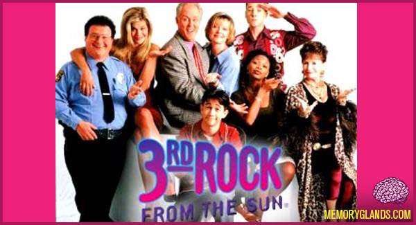 funny tv show 3rd rock from the sun photo