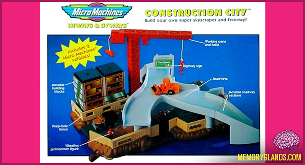 funny micro machines toy photo