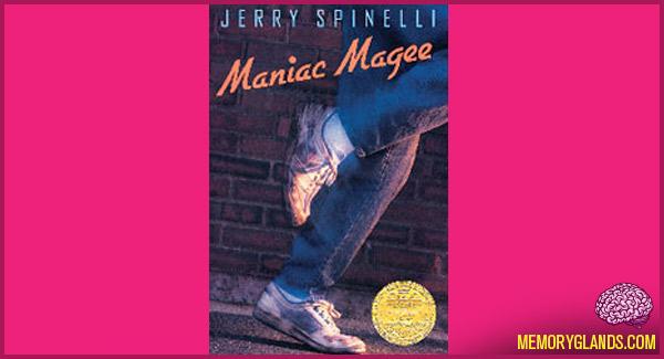 funny book maniac magee photo