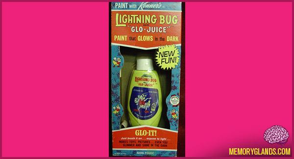 funny lightning bug glo juice photo