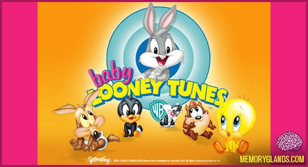 funny cartoon tv show Baby Looney Tunes photo