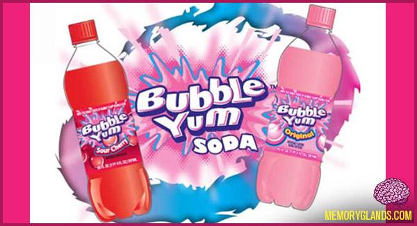 funny bubble yum soda drink photo