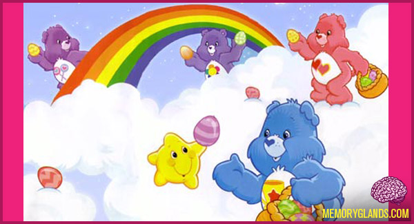 funny care bears cartoon photo
