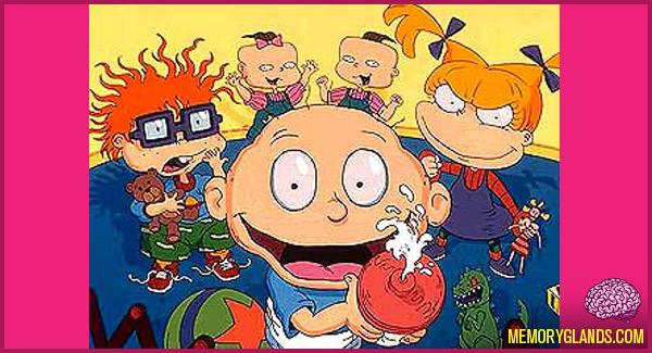 funny nickelodeon cartoon rugrats tv show photo
