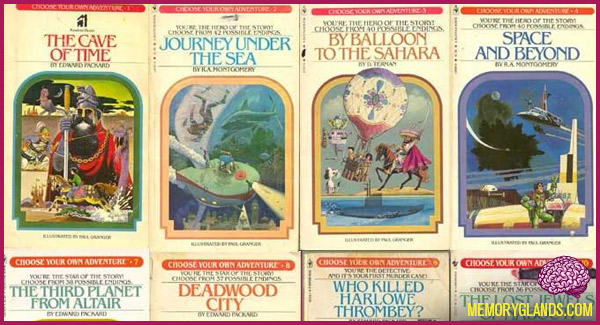 funny choose your own adventure books photo