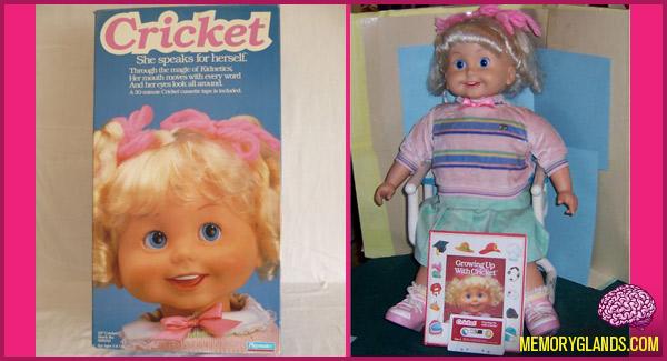 funny cricket doll photo