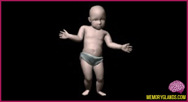 funny dancing baby photo