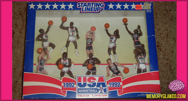 funny dream team starting lineup photo
