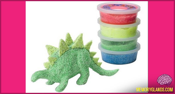 funny nickelodeon floam toy photo
