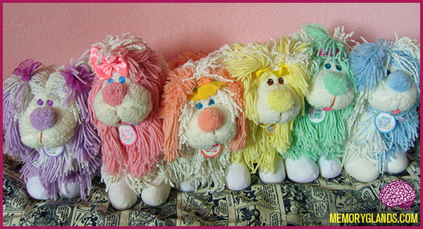 funny fluppy dogs plush toys photo