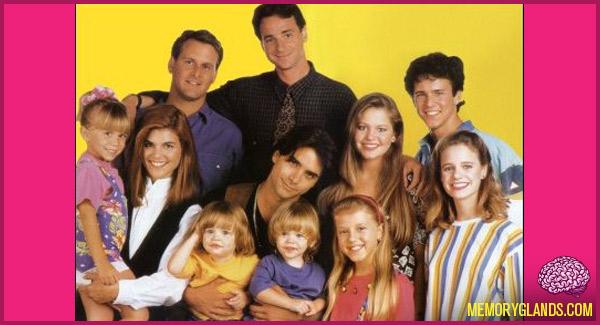 funny full house tv show photo