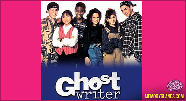 funny ghost writer tv show photo