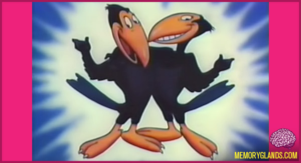 funny cartoon heckle and jeckle tv show photo