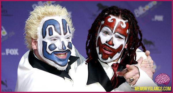 funny music group insane clown posse photo