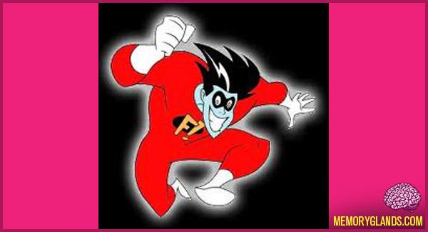 funny cartoon Freakazoid! tv show photo