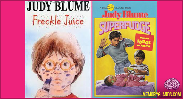 funny judy blume books photo