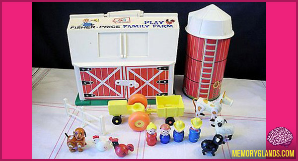 funny fisher price little people toys photo