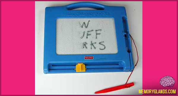 funny magna doodle toy photo