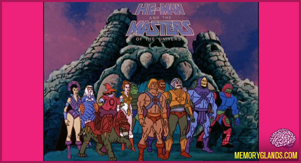 funny cartoon tv show masters of the universe photo