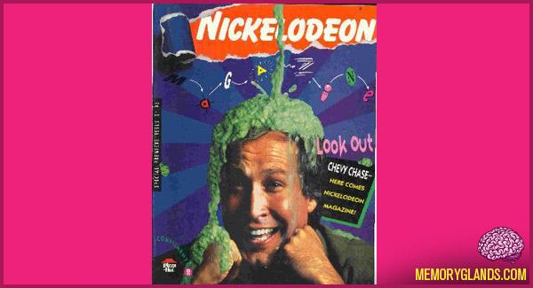 funny nickelodeon magazine photo