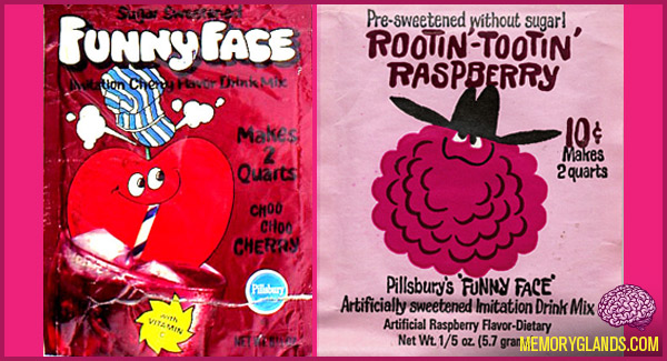 funny funny face drink mix photo