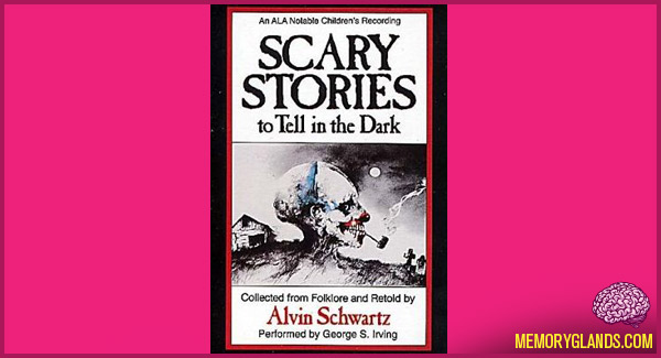 funny scary stories book photo