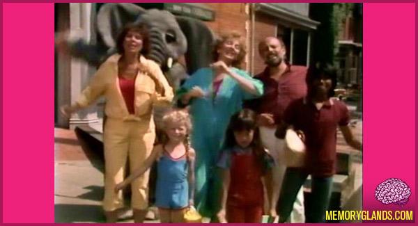 funny tv show Sharon, Lois & Bram photo