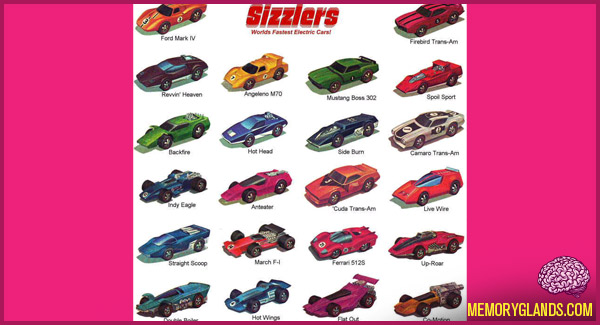 funny sizzlers toy cars photo