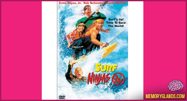 funny movie surf ninjas photo