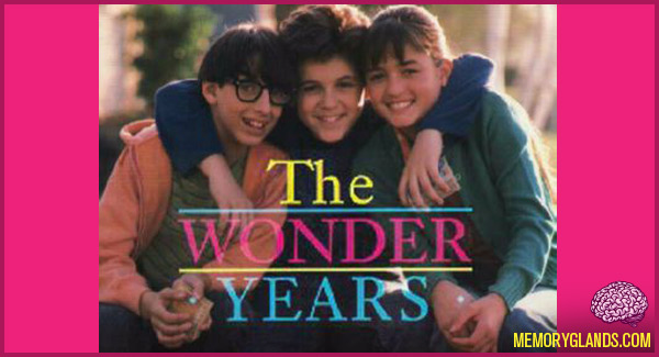 funny tv show the wonder years photo