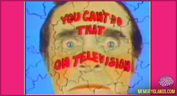 funny nickelodeon tv show You Can't Do That on Television photo